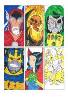 Avengers of Tomorrow by Kyo-Hisagi