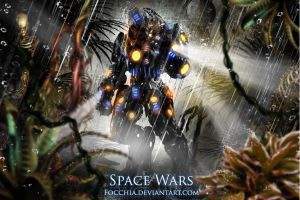 Space Wars by focchia