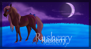 A Rasberry Dream by WolfArtista