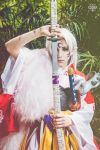 Sesshomaru cosplay III by CeroArt