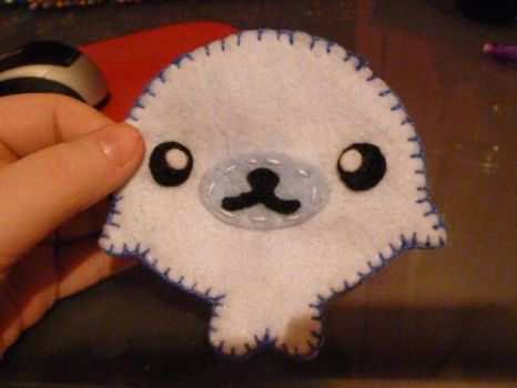 mamegoma pouch redone by Kehara