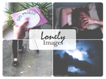 Lonely. / Images by fattyBear