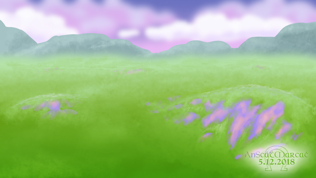 Ireland Inspired G3 MLP Background by AnScathMarcach