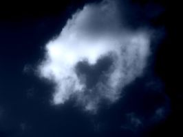heart in the sky by LBBPhotography