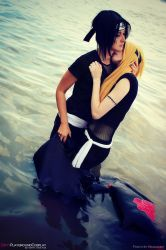 Itachi x Deidara: Can we stay here forever? by HeavenCatTheRealOne