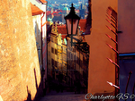 Prague, Down to the city by CharlyotteFS