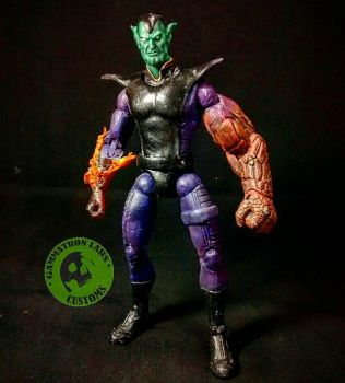 super skrull custom by Argahal
