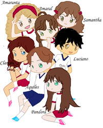 Cities Physical Education by LovelyComplex1995