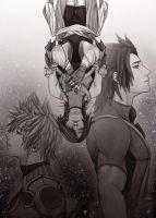 I'll Find a Way Back by Lucky6Manga