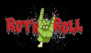 Rot'n Roll by paulorocker