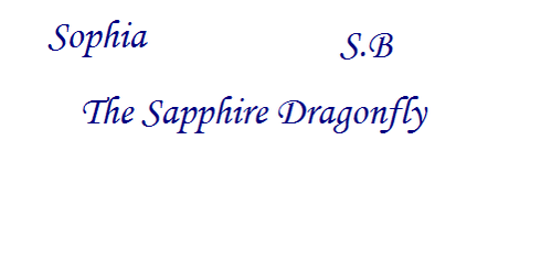 The Sapphire Sohpias' Signature by mad-stone95