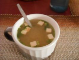Cup of soup by WheresAJacket