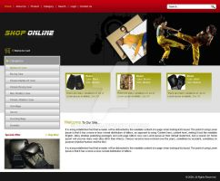 sports commerce site 1 by acelogix