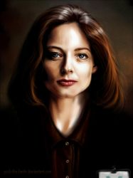 Clarice Starling by Push-The-Limits