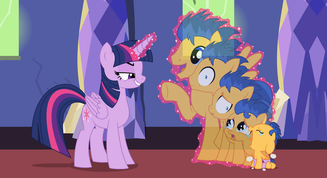 Regressed In A Flash by EvilFrenzy