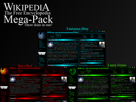 Wikipedia Mega-Pack by GyroxOpex