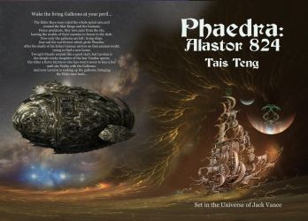 Proposed cover Phaedra: Alastor 824 by taisteng