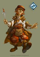 Tomble Burrowell by Catell-Ruz