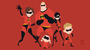 The Incredibles by Nateag