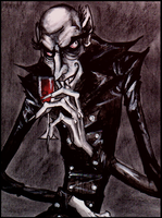 Nosferatu by PurpleRAGE9205