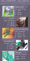 Commission Info/Prices by Screeches