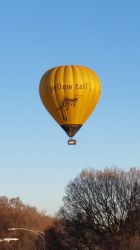 Hot Air Balloon Stock 12 by LuchareStock