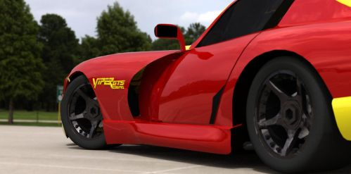 Dodge Viper Coupe by TheRedCrown