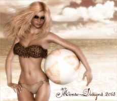 Summer study by Monro-Designs