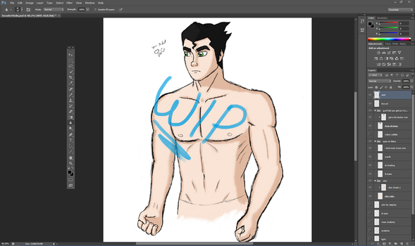 Bolin wip pt 3 by mnms94