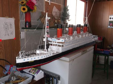 RMS Canada ten years later... by Oceanlinerorca