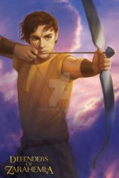 Nephi by oneKATIE