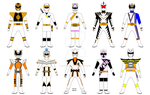 White Ranger Tribute by Toaoflight3690