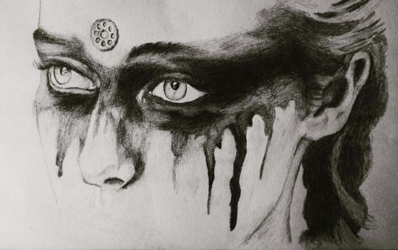 Heda Lexa, The 100 - Leksa Kom-Trikru by nixxy86