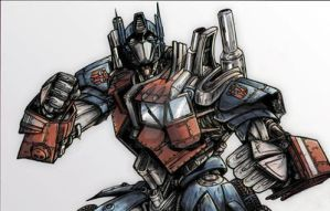 Optimus Prime 2.0 by 1314