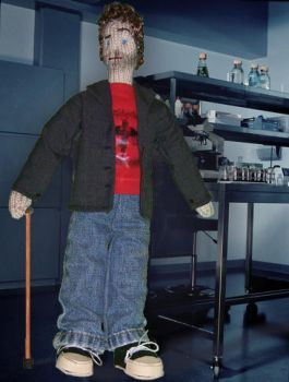 House MD doll 3 by xxTaylerxx