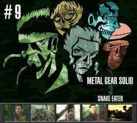 RM Jingle Jangle Countdown: MGS 3 Snake Eater by Derede