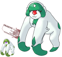 another apetastic idea by G-FauxPokemon