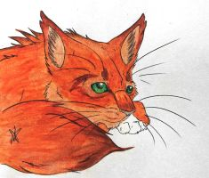 AWAW 139 - Squirrelflight by KiddosNightmare