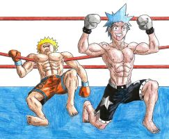 Naruto Vs Blackstar 3 by 09tuf