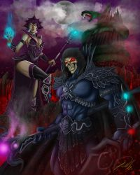 Rulers of the Universe by FF-STUDIO