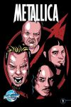 Comic Covers/Comic: Metallica by Jayfrihashim