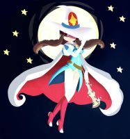 The Enchanted Akko by chubbynugget