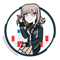 TDDanganRonpa: Chiaki [Commission] by Wiz-Dan