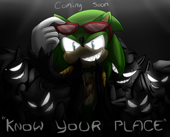 Know Your Place! :TEASER!: by EmiStudios