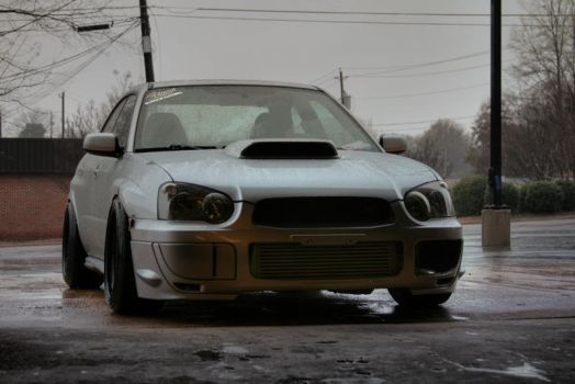 rainy day, sad sti. by seanpigeon