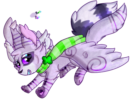 Lilac by ThatCreativeCat