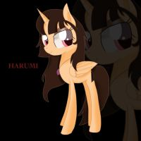 Request Day 7: Harumi by pastromy