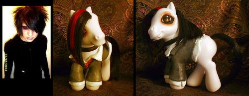 Sonny Moore Pony by ShapeStrong
