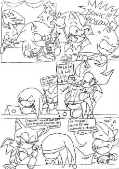 19: Shadows First Christmas by supersonikku