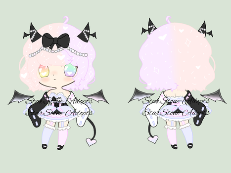 Succubus Adopt (OPEN!!!!) by Starstone-Adopts